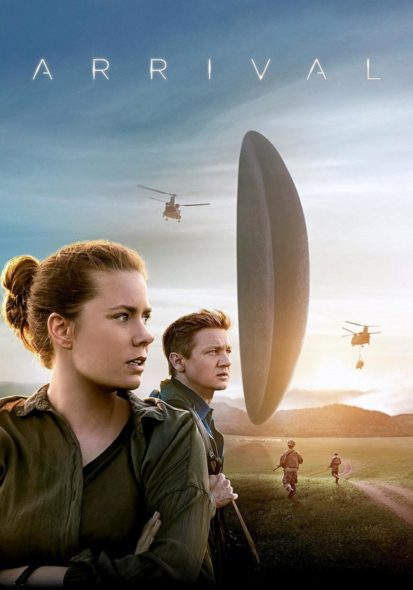 Arrival - Movie Poster
