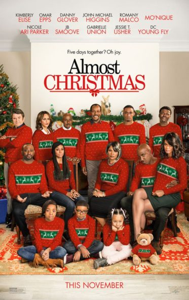 Almost Christmas - Movie Poster