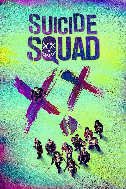 Suicide Squad - Movie Poster
