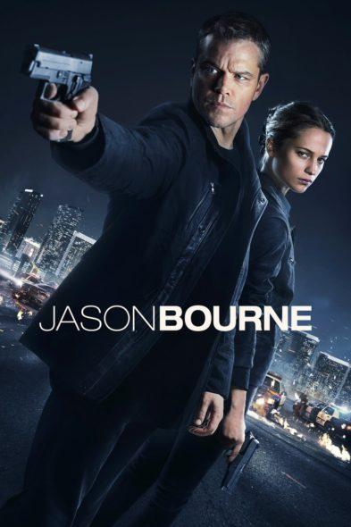 Jason Bourne - Movie Poster