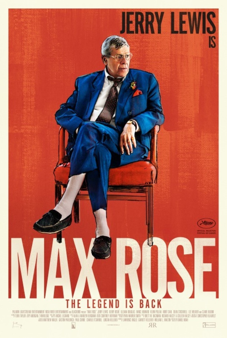 Max Rose - Movie Poster