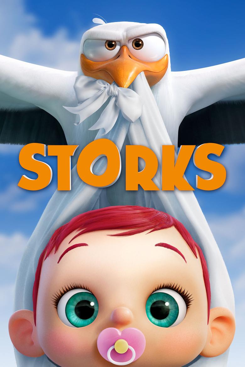 Storks - Movie Poster