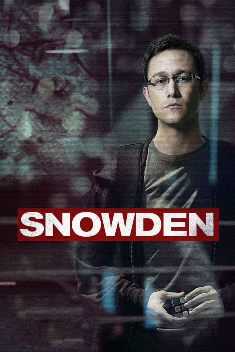 Snowden - Movie Poster