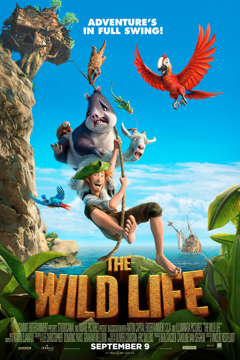 The Wild Life - Movie Poster