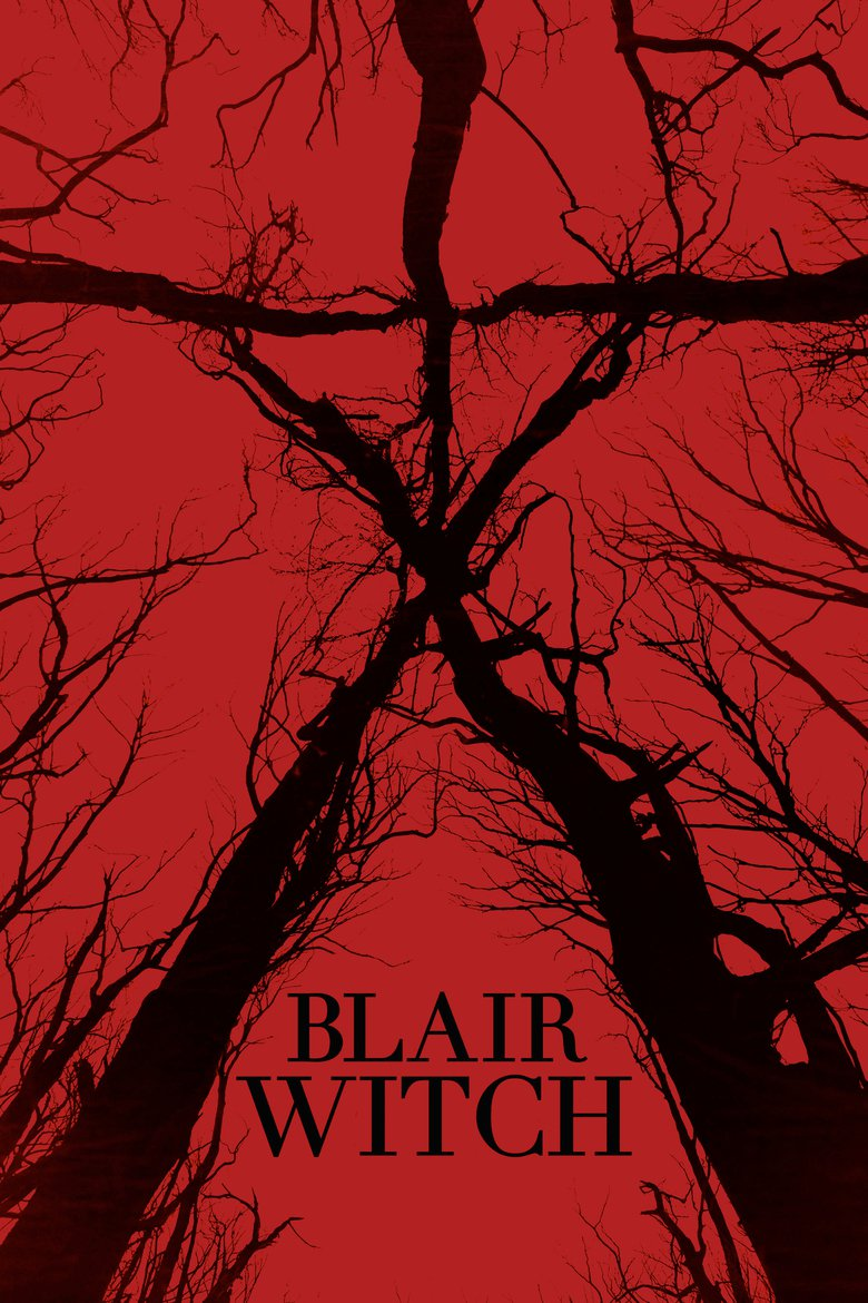 Blair Witch - Movie Poster