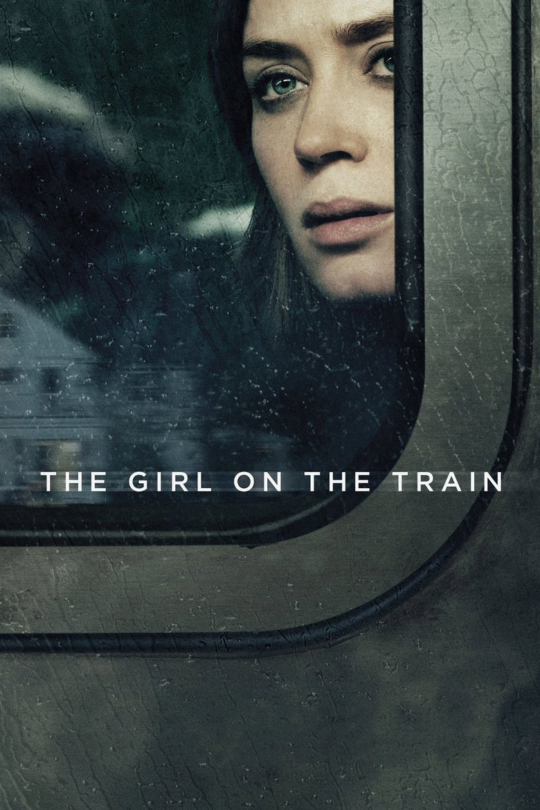The Girl on the Train - Movie Poster