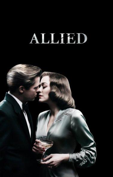 Allied - Movie Poster