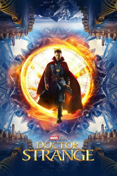 Doctor Strange - Movie Poster