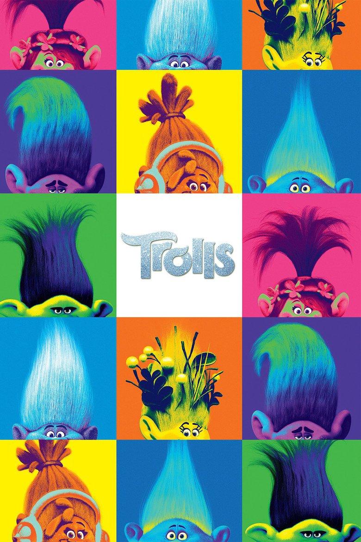 Trolls - Movie Poster