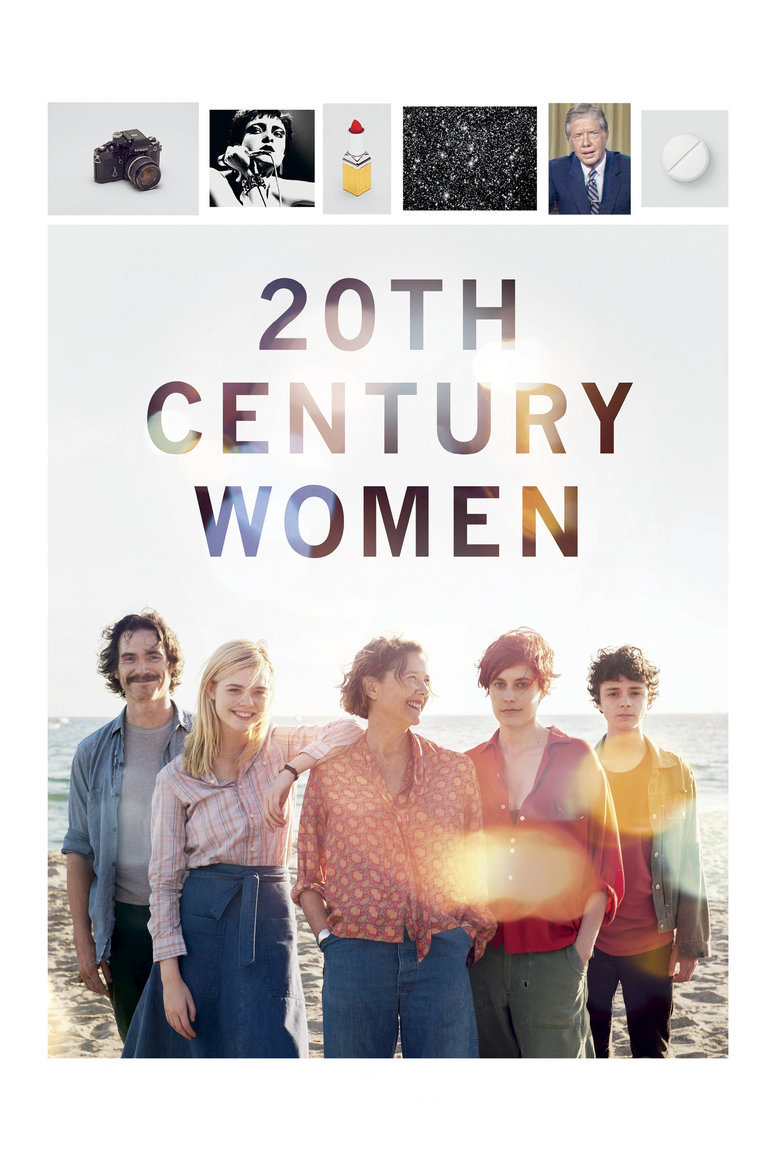 20th Century Women - Movie Poster