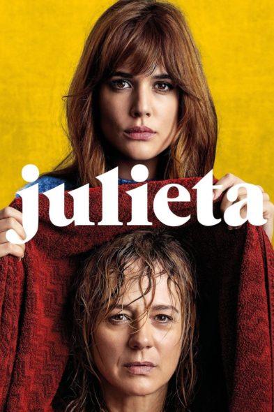 Julieta - Movie Poster