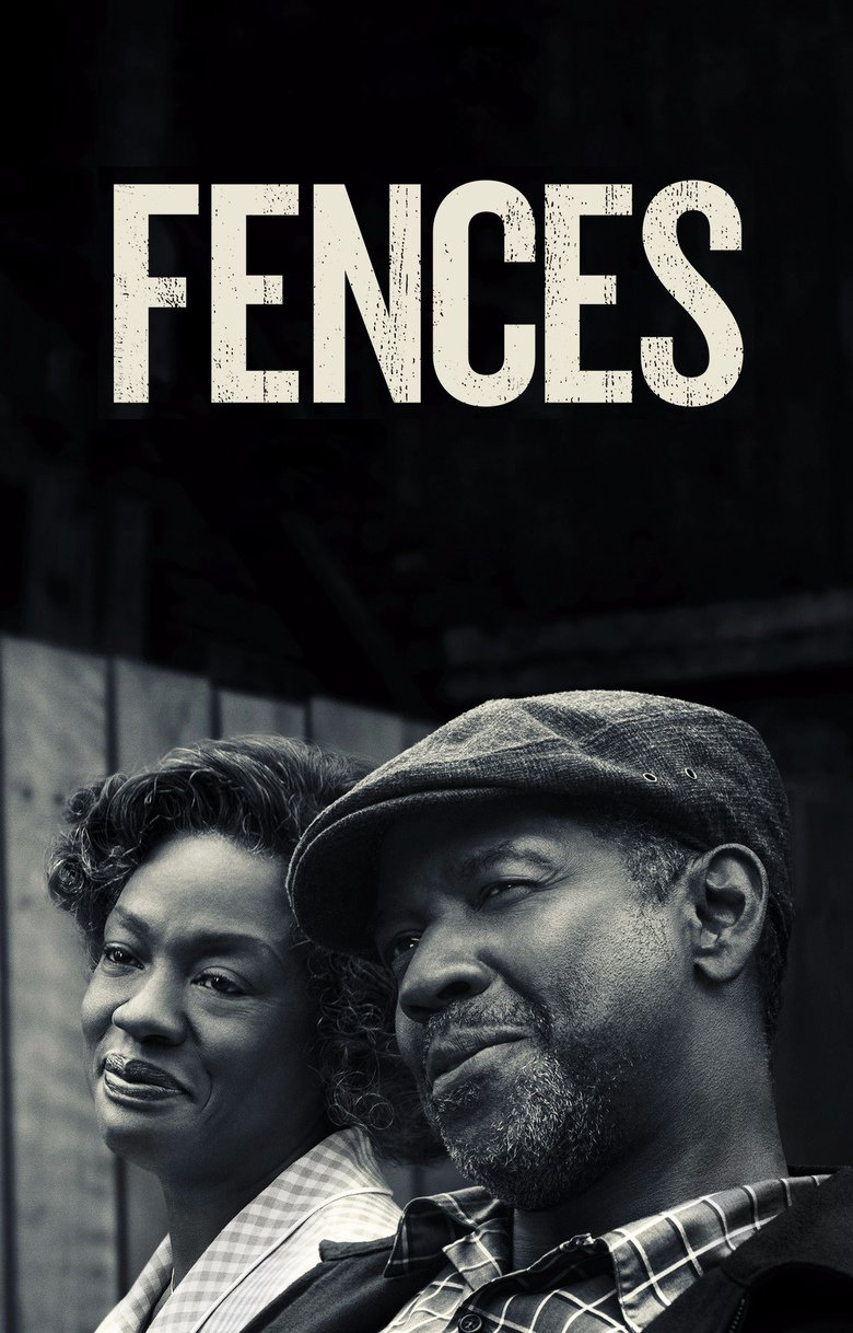 Fences - Movie Poster