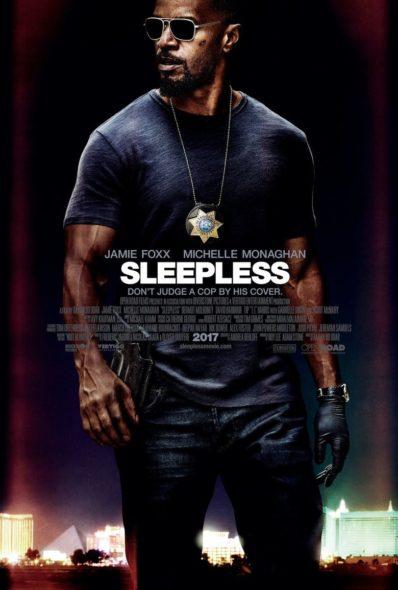 Sleepless - Movie Poster