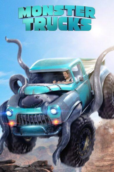 Monster Trucks - Movie Poster