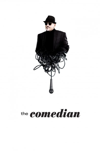 The Comedian - Movie Poster