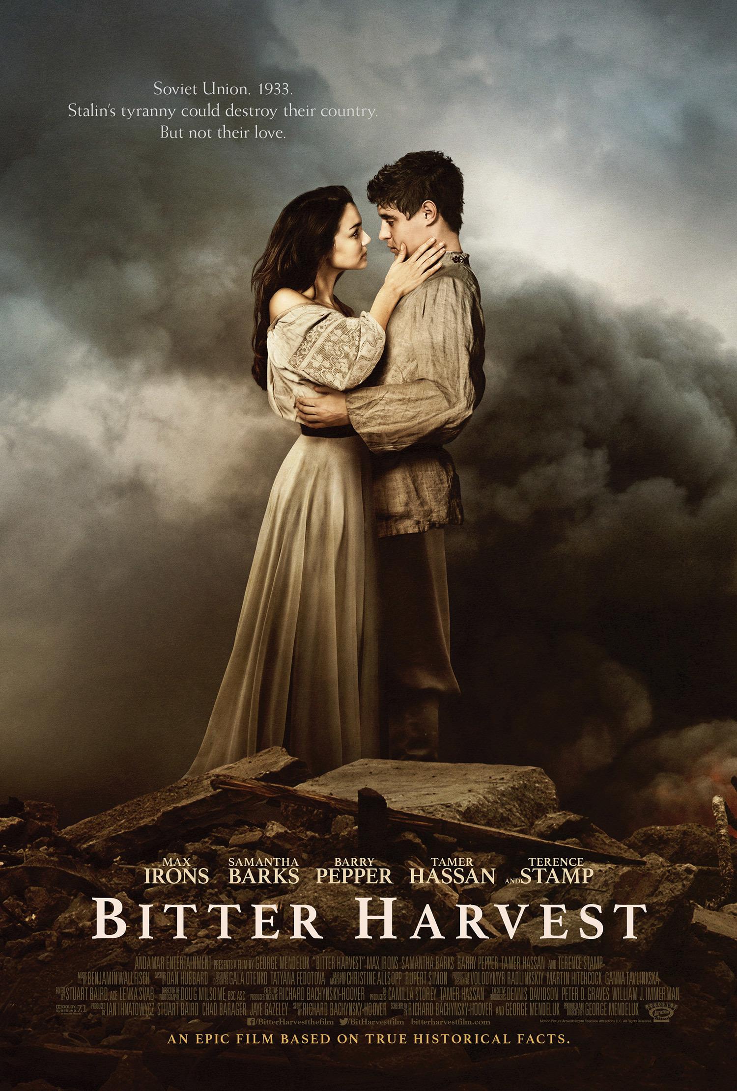 Bitter Harvest - Movie Poster