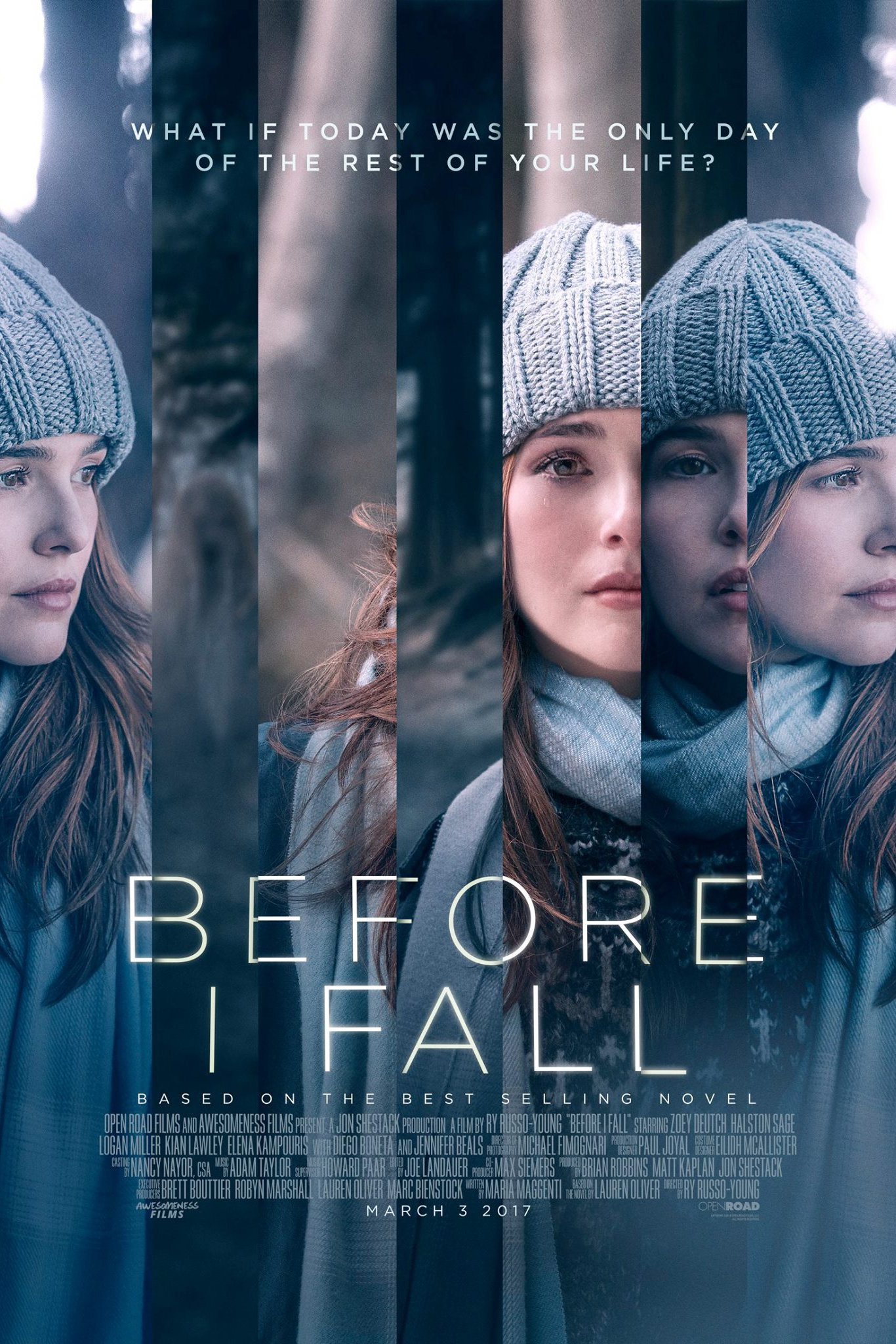 Before I Fall - Movie Poster