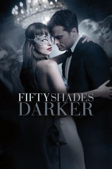 Fifty Shades Darker - Movie Poster