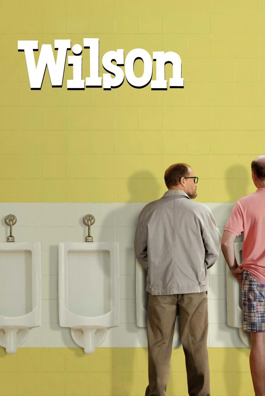 Wilson - Movie Poster
