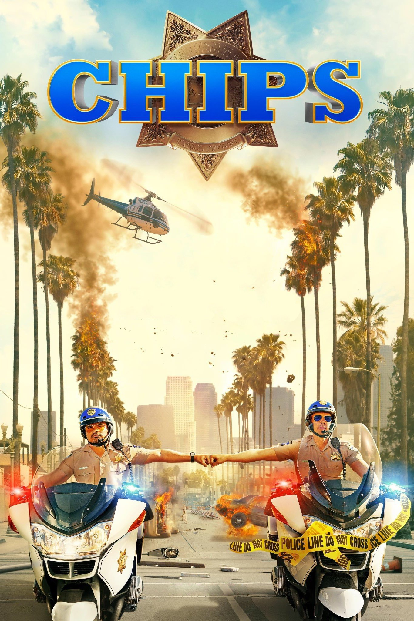 CHiPS - Movie Poster