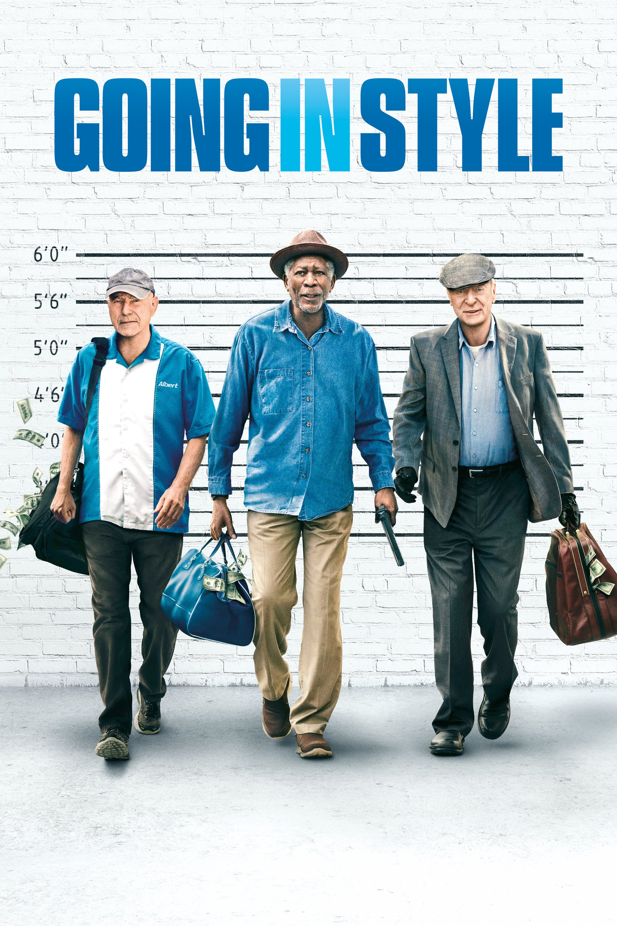 Going in Style - Movie Poster
