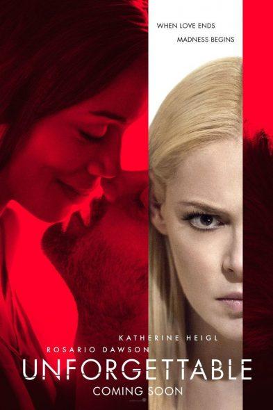 Unforgettable - Movie Poster