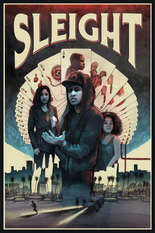 Sleight - Movie Poster