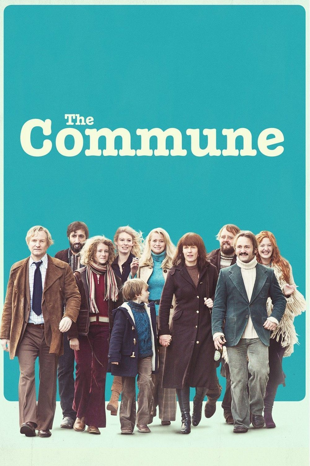 The Commune - Movie Poster