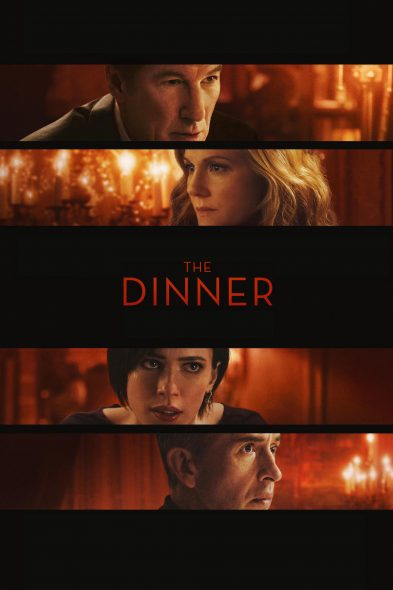 The Dinner - Movie Poster