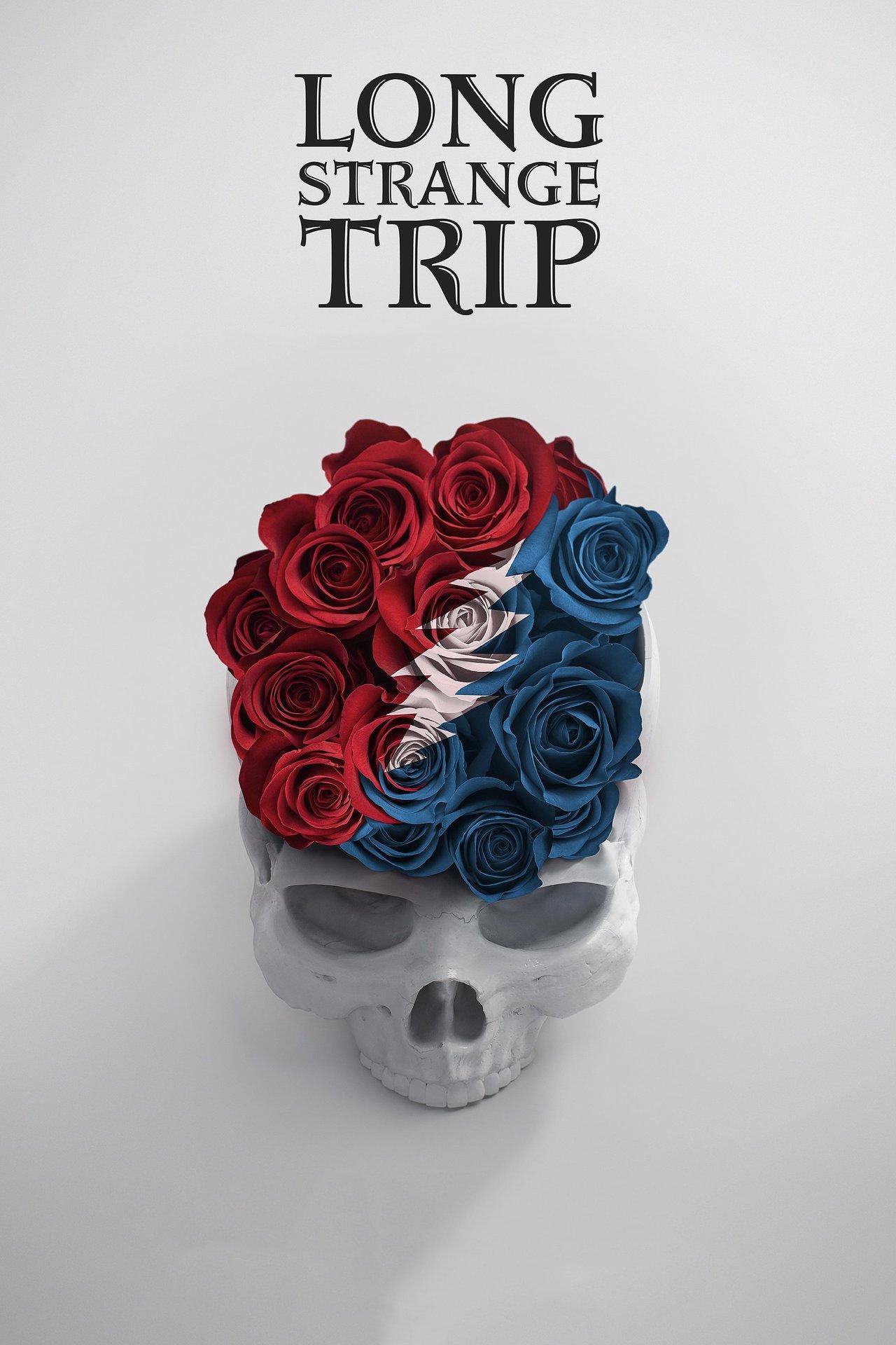 Long Strange Trip - Movie Poster