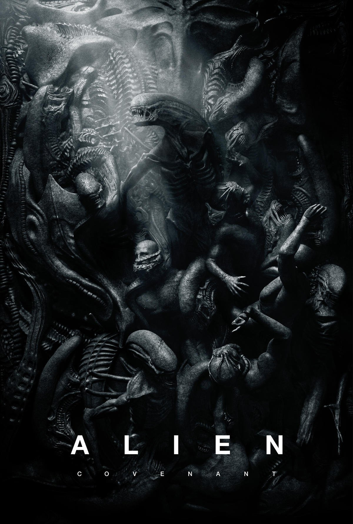 Alien: Covenant - Movie Poster