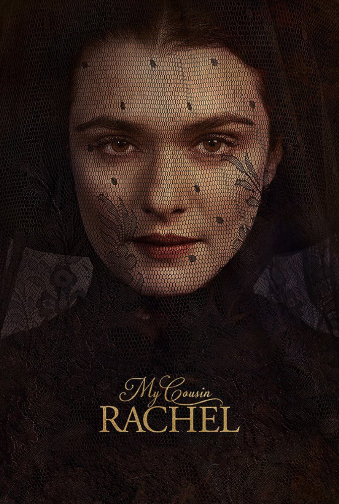 My Cousin Rachel - Movie Poster