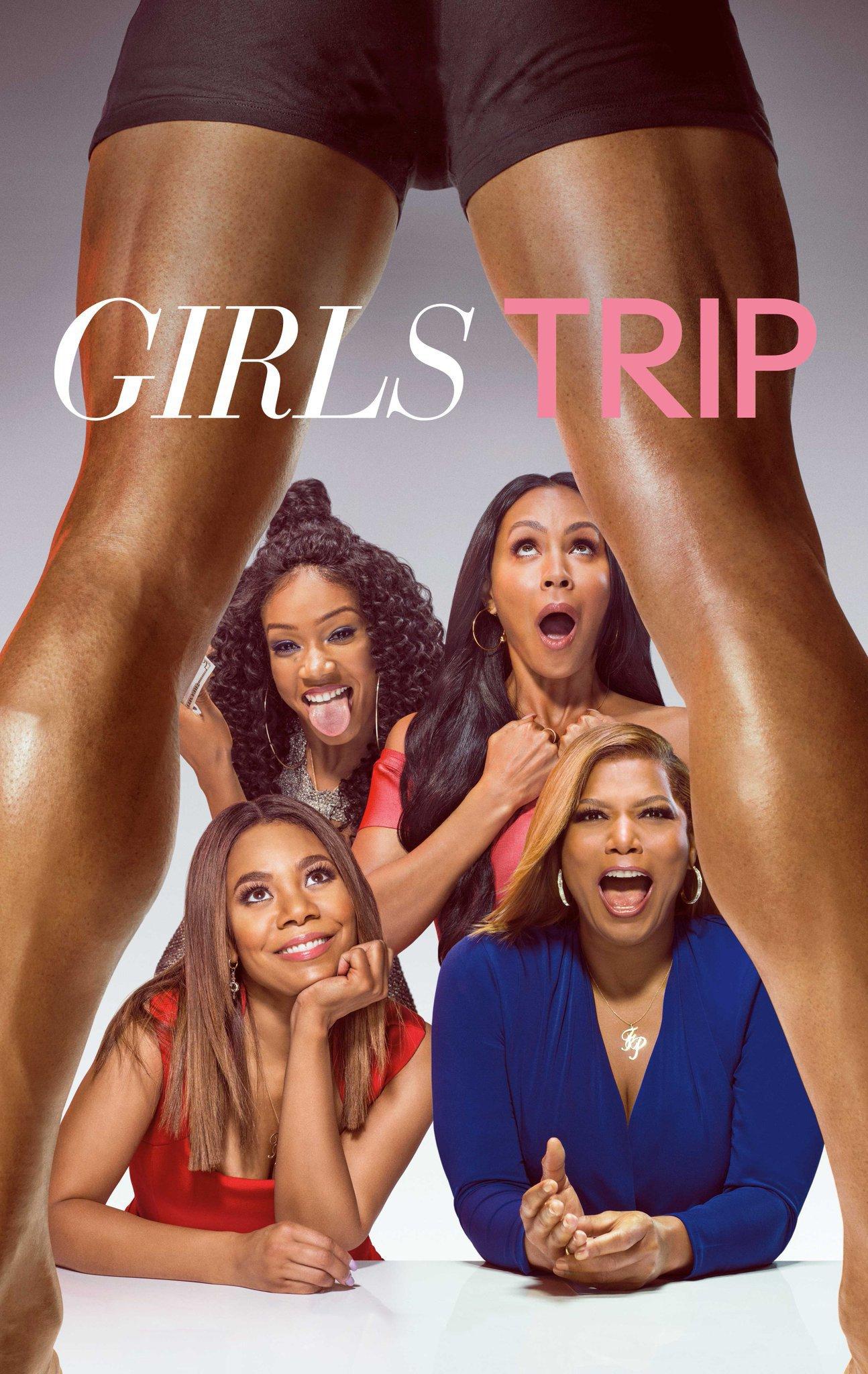 Girls Trip - Movie Poster