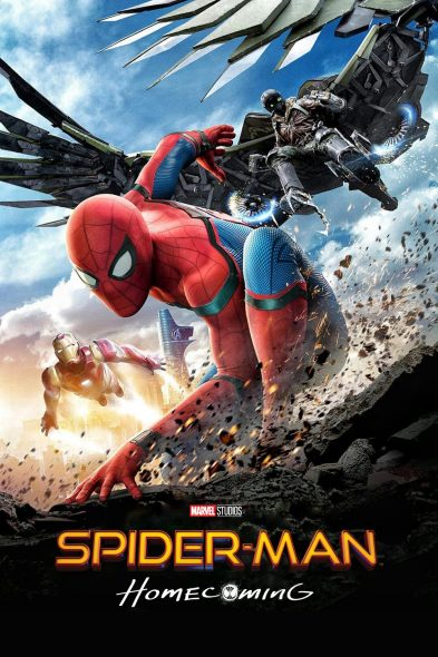 Spider-Man: Homecoming - Movie Poster