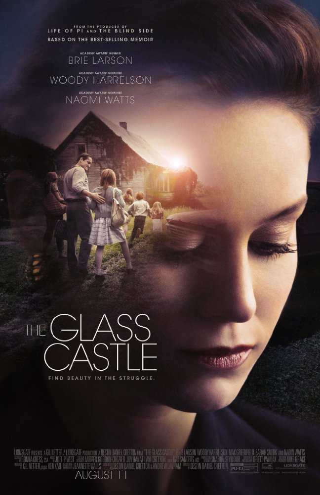 The Glass Castle - Movie Poster