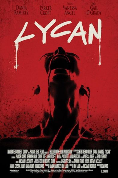 Lycan - Movie Poster