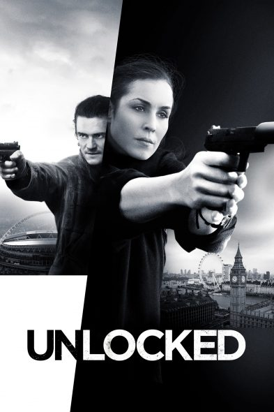 Unlocked - Movie Poster