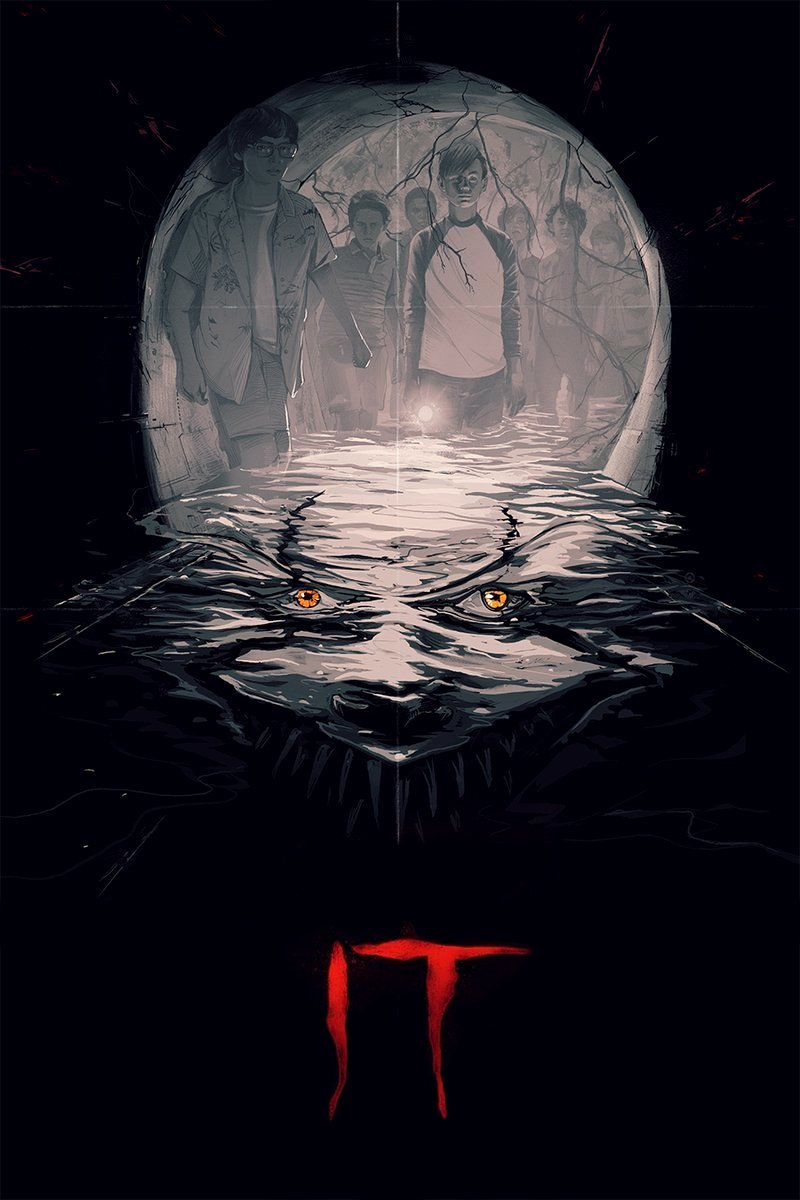 It - Movie Poster