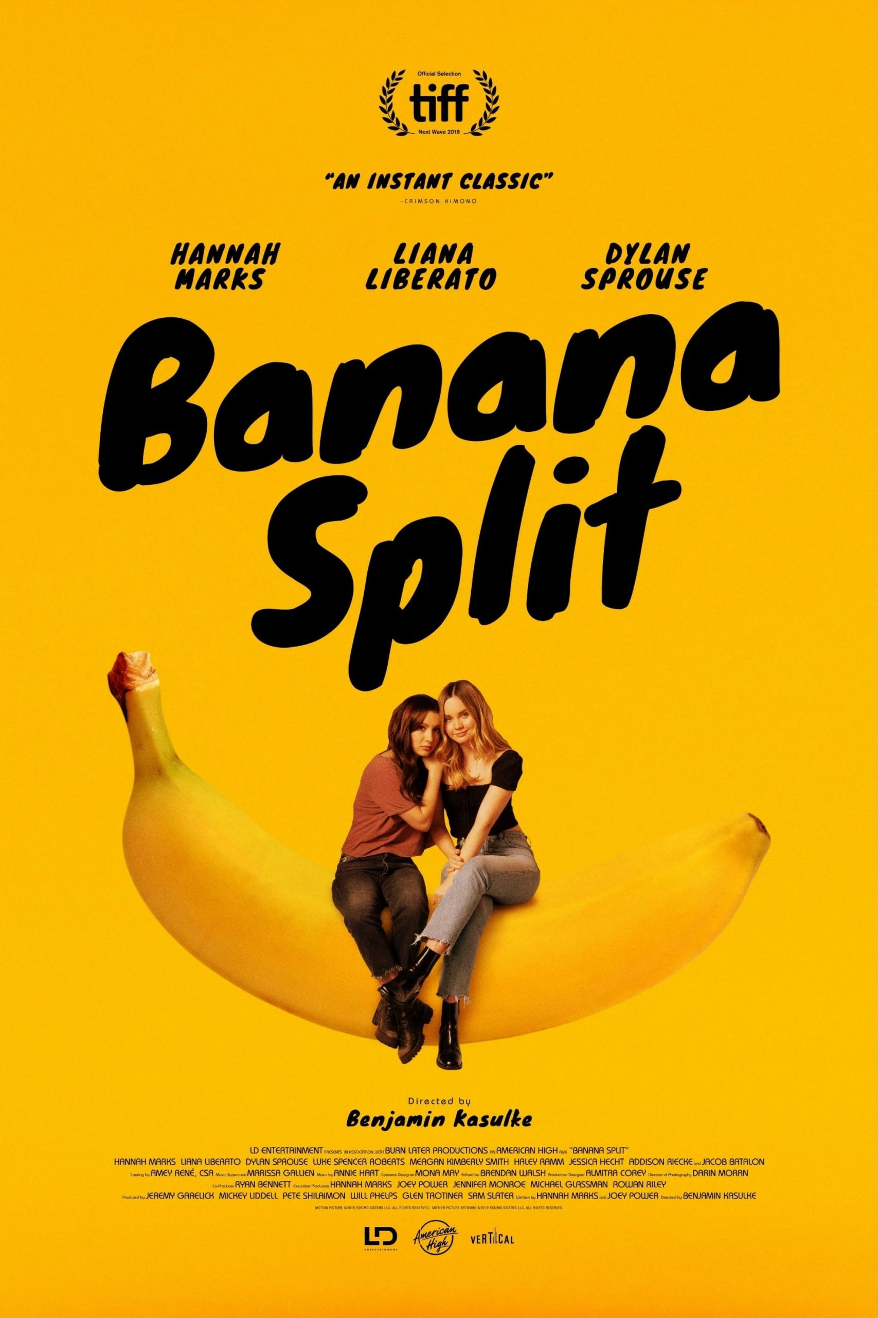 Banana Split - Movie Poster