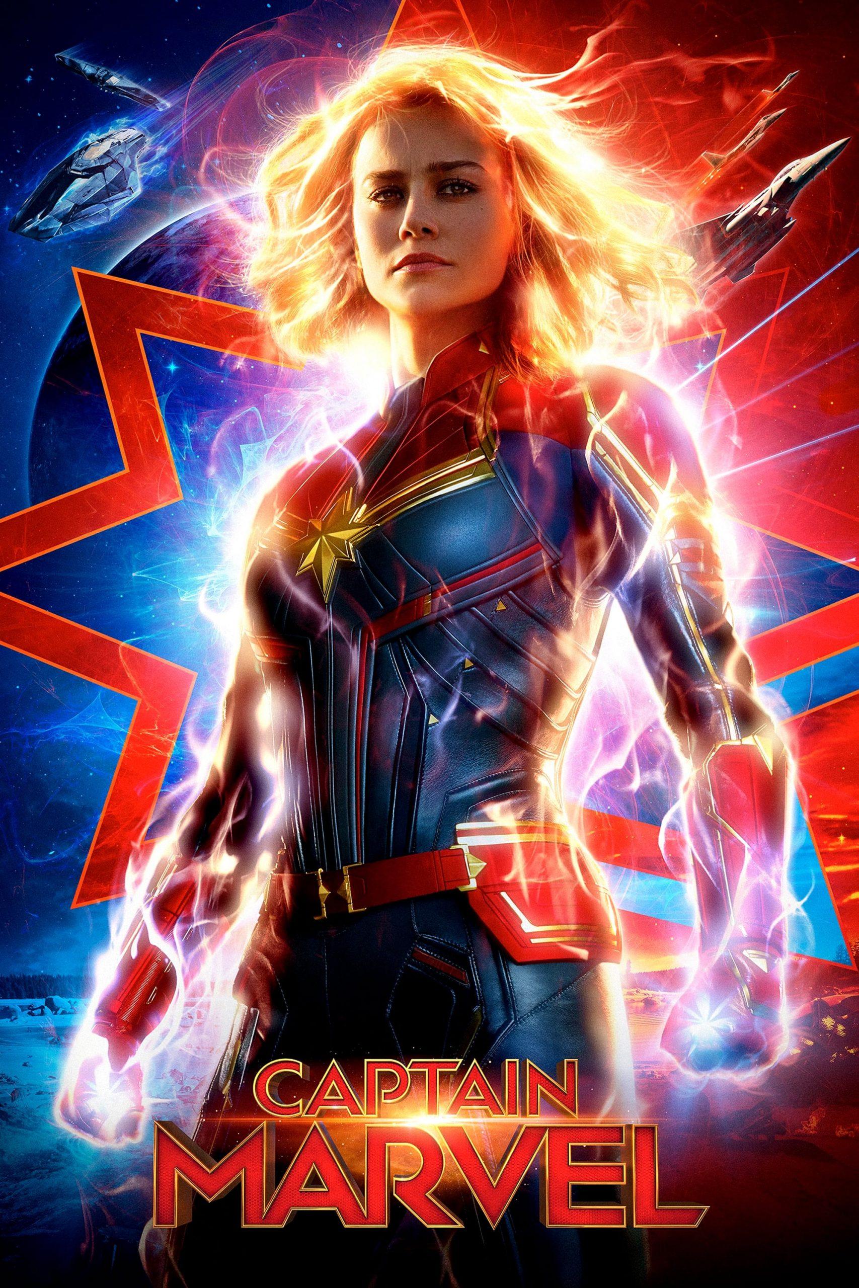 Captain Marvel - Movie Poster