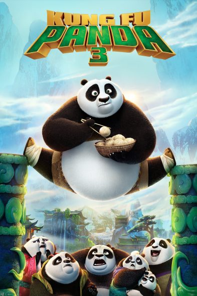 Kung Fu Panda 3 - Movie Poster