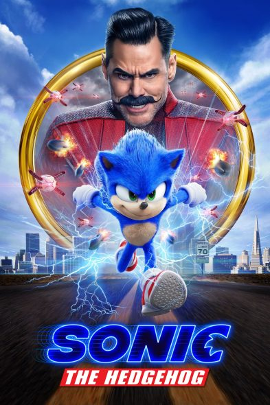 Sonic the Hedgehog - Movie Poster