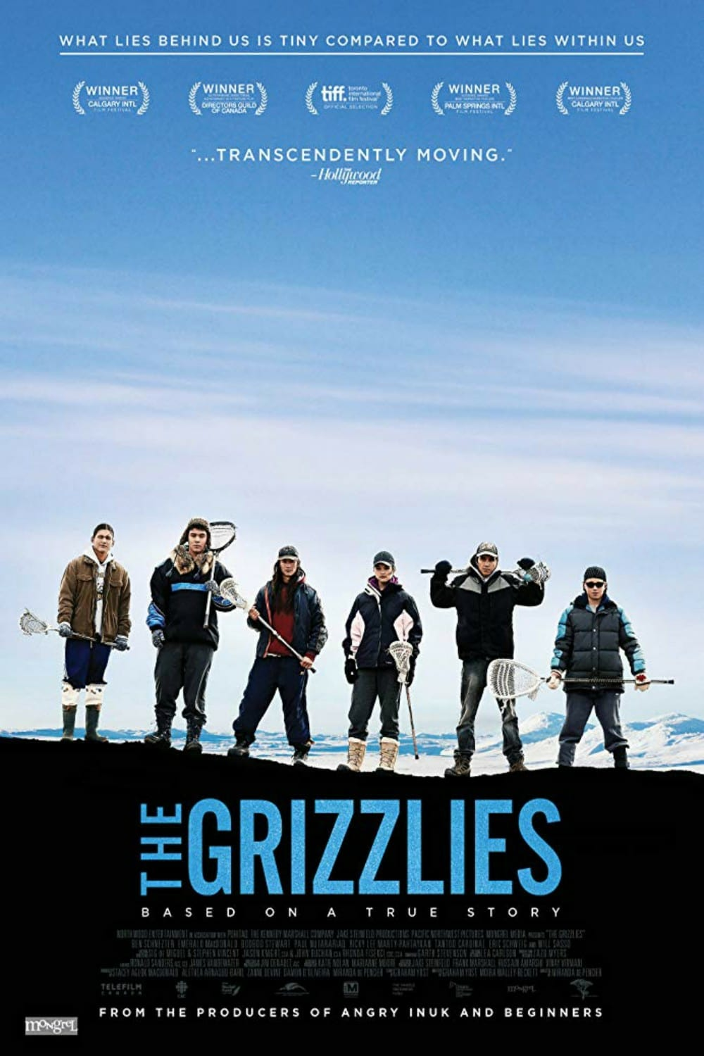 The Grizzlies - Movie Poster
