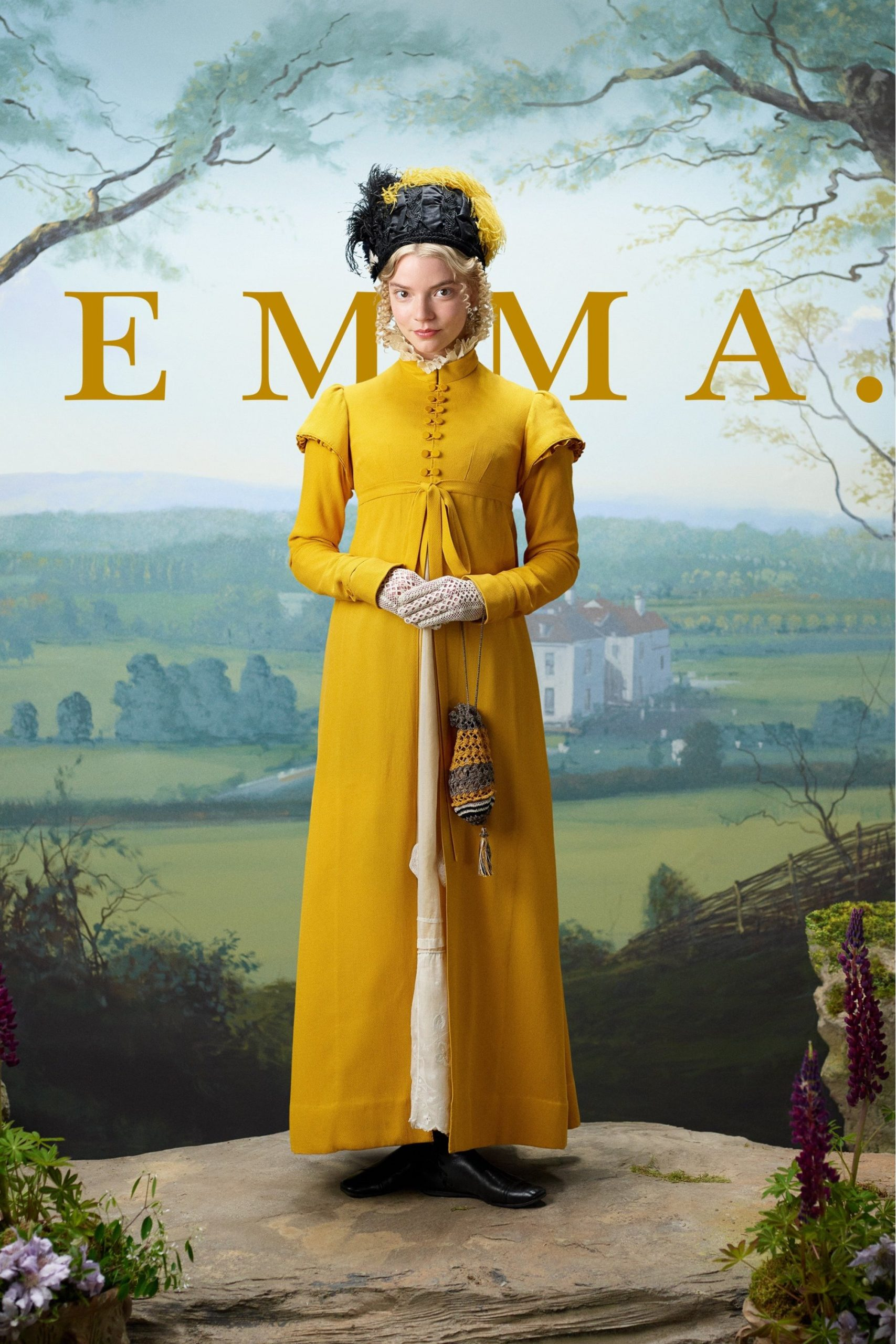 Emma. - Movie Poster