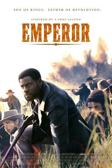 Emperor - Movie Poster