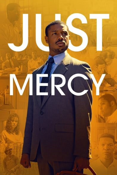 Just Mercy - Movie Poster