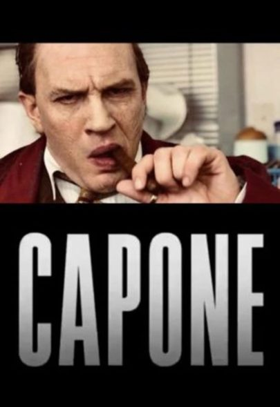 Capone - Movie Poster