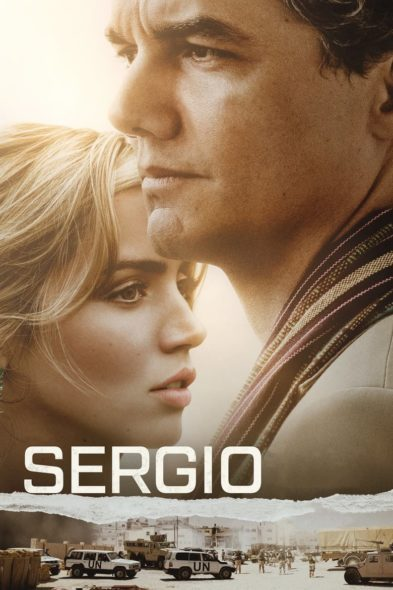 Sergio - Movie Poster