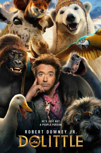 Dolittle - Movie Poster