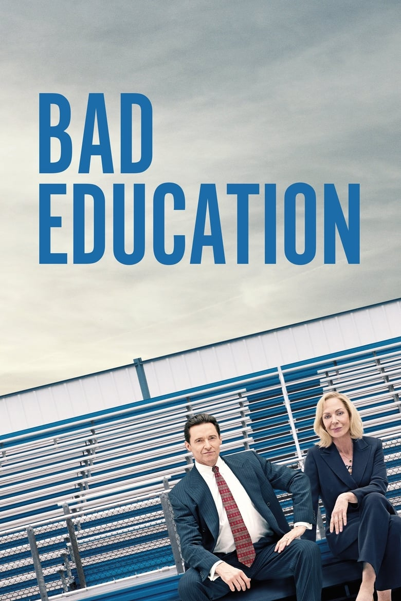 Bad Education - Movie Poster